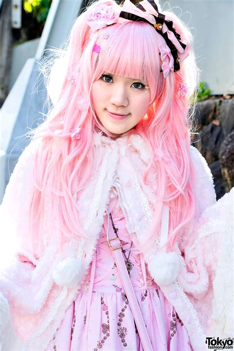 Pink Harajuku Sweet Lolitas W Angelic Pretty Btssb And My