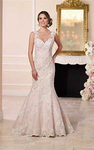 stella york new collection wedding dresses for spring 2016 With stella york lace wedding dress