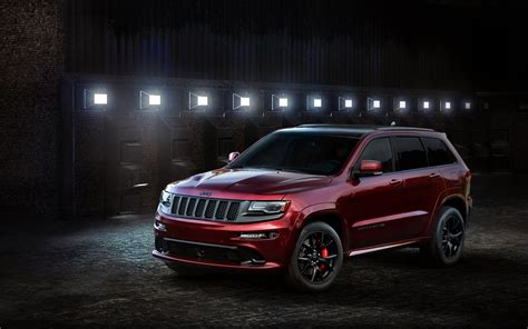 2016 Jeep Grand Cherokee Srt Wallpaper