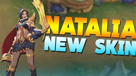 Mobile Legends Natalia Phantom Dancer Animation!