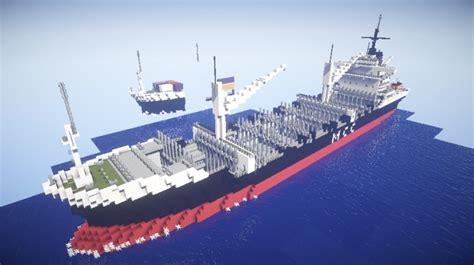 Imagenes De Barcos En Minecraft by Barco De Carga Minecraft Minecraft Descargas
