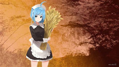 Anime Anime Girls Ahoge Elle Sweet Original Characters