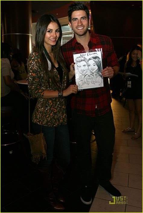 Victoria Justice & Ryan Rottman: Let's Go Lakers! | Photo ...
