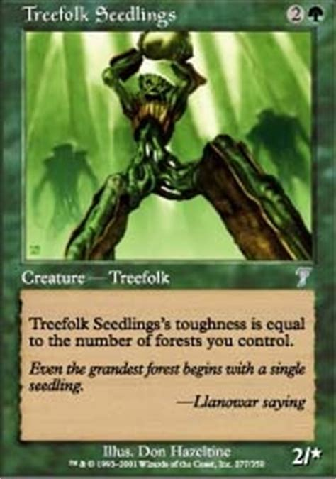 Mtg Treefolk Deck 2015 by Trlin Treefolk Legacy Mtg Deck