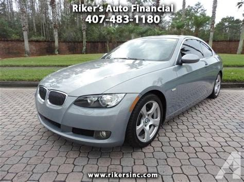 2007 Bmw 3 Series 328i 2dr Coupe For Sale In Kissimmee