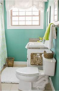Best, 10, Bathroom, Decorating, Ideas, For, Small, Spaces