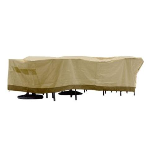 patio armor polyester patio chat set cover sf40279 the