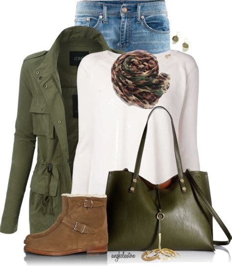 fabulous fall polyvore outfits