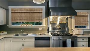 Store Pour Cuisine : store en bambou romain et enrouleur 35 designs de prestige ~ Farleysfitness.com Idées de Décoration