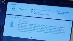 Akku Kapazität Berechnen : notebook akku problem l dt nicht 100 defekt bei neuem lenovo notebook mit video tuhl ~ Themetempest.com Abrechnung
