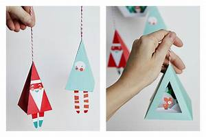 Deck the halls with Smallful's printable Christmas ornaments
