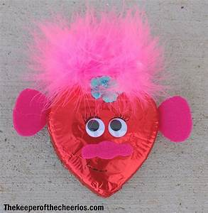 Troll Tastic Valentine The Keeper Of The Cheerios