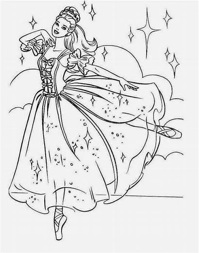 Barbie Gambar Mewarnai Kartun Untuk Diwarnai Coloring