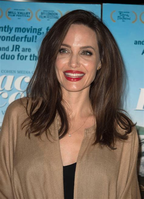 Angelina Jolie at