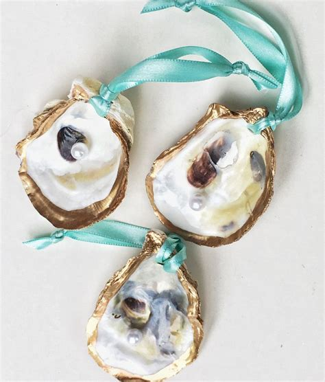 oyster shell decor 25 best ideas about shell ornaments on 1360