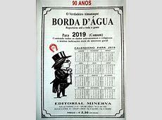Borda D'agua 2019 Sohorta