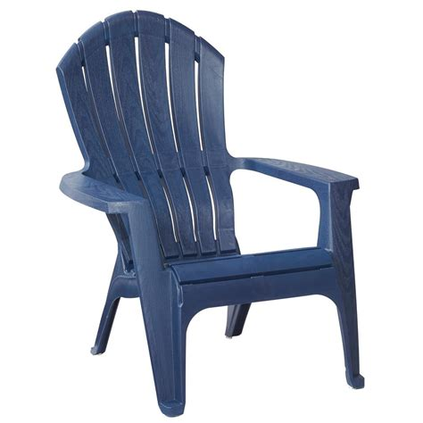 home depot plastic adirondack chairs midnight stackable outdoor adirondack chair 231723 the