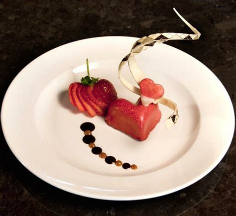 idee dessert st valentin le dessert valentin 55 id 233 es d 233 licieuses pour votre soir 233 e romantique archzine fr