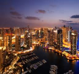 Welcome to Dubai Marina - ECM Direct