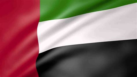 Arab Emirates Flag Animated Youtube File Map Of The Svg