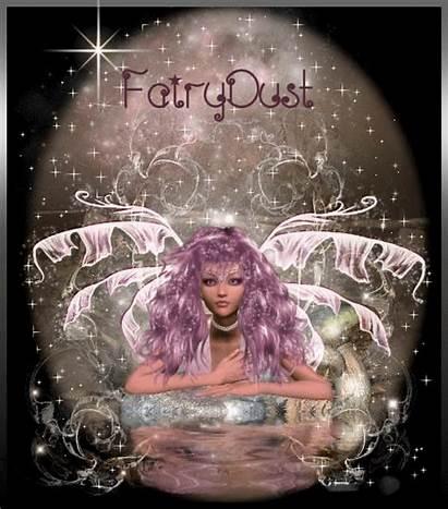 Fairies Fairy Dust Gifs Animated Glitter Beauty