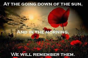 Image result for poppies for remembrance