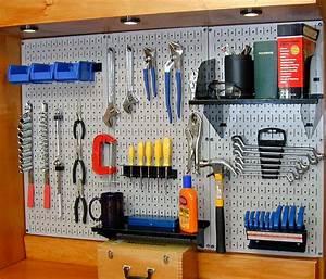 Pegboard Tool Storage & Garage Organization Blog: The Most