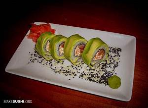 Sushi images Avocado exterior california roll HD wallpaper ...