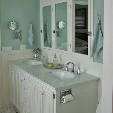 Bathroom Beadboard Ideas by Bathroom Idea New Home
