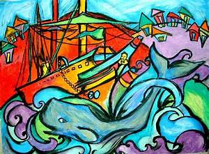 Moby Dick - by Chris Jeanguenat from Seascapes 2005