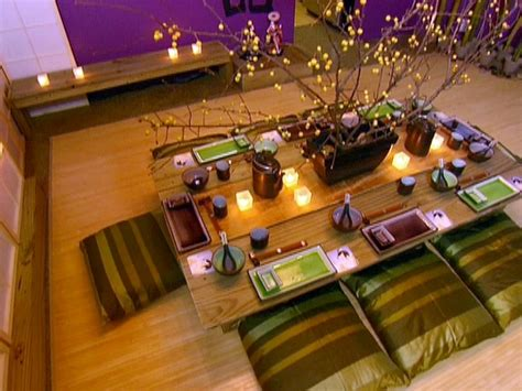 how to setting japanese dining table for minimalist modern style midcityeast