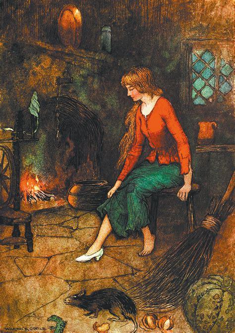 cinderella original story folk  fairy tales