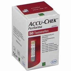 Accu Chek Performa Instructions