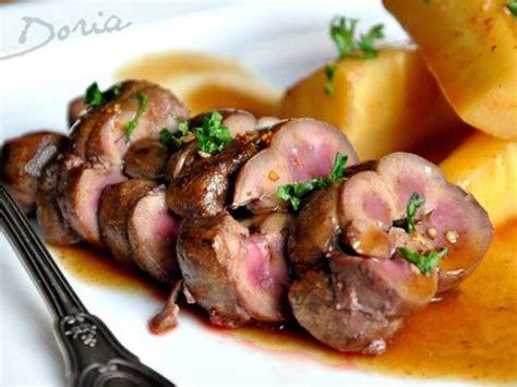 cuisiner rognons de veau recettes de rognons de la cuisine de doria