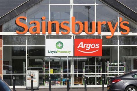 Sainsbury's Supermarket
