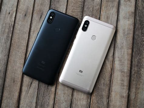 xiaomi mi a2 xiaomi redmi note 5 pro it all comes to the battery android central