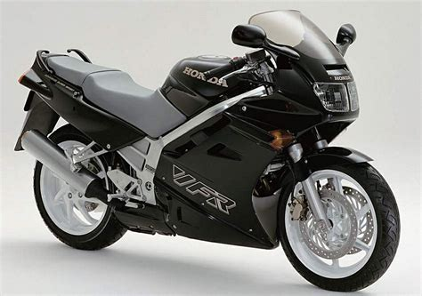 honda vfr 750 rc36 1992 91 interceptor decals black version moto sticker com
