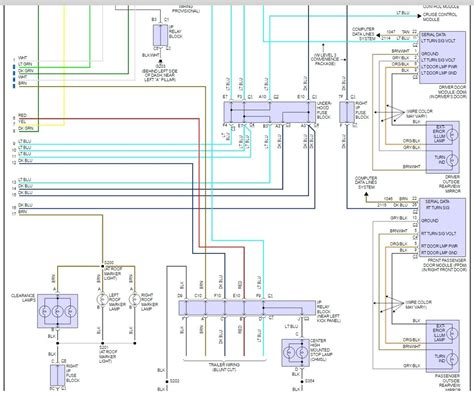 Tail Light Wiring Diagram Chevy