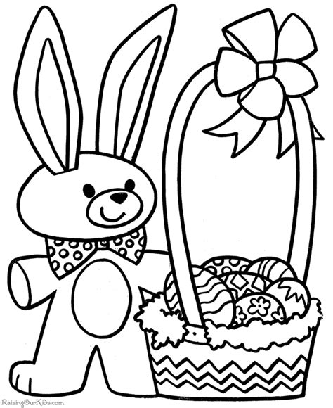 easter coloring pages coloring pages  print