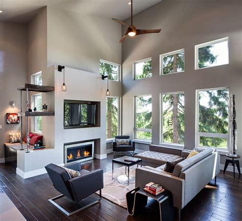 modern home in eugene oregon by iverson signature