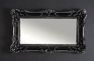 Wandspiegel Silber Antik : wandspiegel antik schwarz silber xxl spiegel barock 97x58 flurspiegel badspiegel ebay ~ Watch28wear.com Haus und Dekorationen