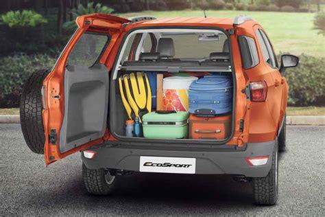 fog luggage warranty ford ecosport 1 0 petrol mt titanium price mileage