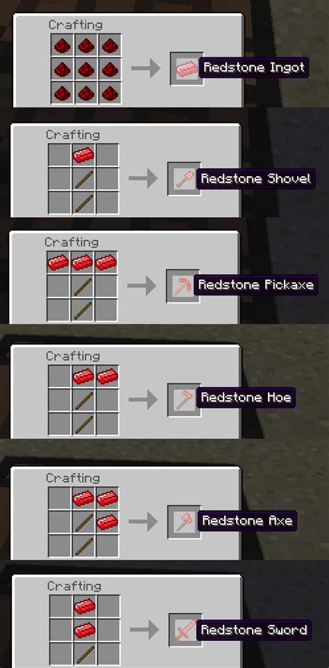 wip modloader1 2 5 redstone tools mod wip mods