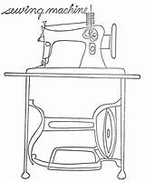 Simple Sewing Machine Drawing Machines Drawings Lois Ehlert Log Coloring Outline Objects Cabin Getdrawings Line Singer Embroidery Colouring Qisforquilter Clip sketch template