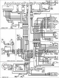 Wiring Diagram For Whirlpool Oem Part  8186024