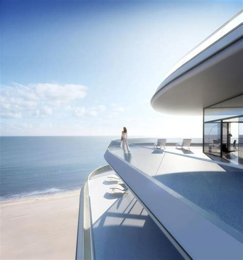 Miami Beachside Penthouse With Layers Of Luxury