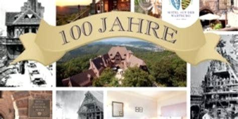 Wartburghotel feiert 100 Jahre mit neuem GastroKonzept