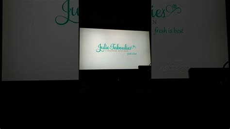 julie taboulie s lebanese kitchen funding opening youtube