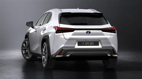 ford crossover black lexus ux is an suv for the semi posh urban sort roadshow