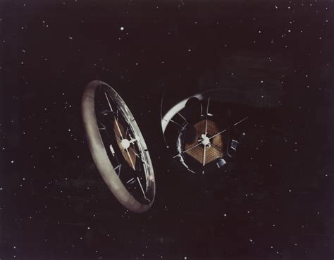1970 NASA Concepts - Pics about space